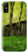 Nature Reclaims IPhone Case