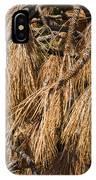 Nature's Brooms IPhone Case