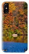 Natures Colorful Autumn IPhone Case