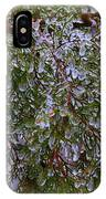 Natures Crystals IPhone Case