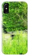 Natures Green IPhone Case