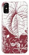 Nature's Heart 2 IPhone Case