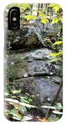 Nature's Mossy Boulders IPhone Case