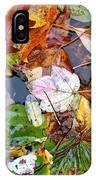 Nature's Paintbrush IPhone Case