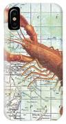 Nautical Journey-i IPhone Case