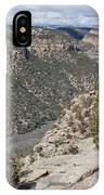 Navajo Canyon North View IPhone Case