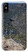 Navajo Canyon South View IPhone Case