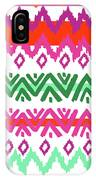 Navajo Mission Round IPhone Case