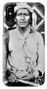 Navajo Shaman, C1880 IPhone Case