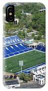 Navy Marine Corps Memorial Stadium IPhone Case