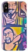 Nba Nuthin' But Africans IPhone Case