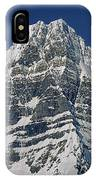 1m3645-ne Face Howse Peak-v IPhone Case