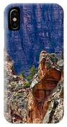 Near The Top IPhone Case