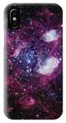 Nebula Ngc 1760, Optical Image IPhone Case