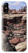 Needles In Canyonlands IPhone Case