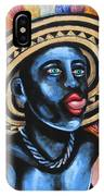 Negrito In Carnival 2 IPhone Case