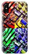 Neo Pop Art Urbanscape New York Sky View IPhone Case