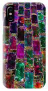 Neon Brick IPhone Case