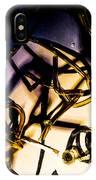 Neon Macro IPhone Case