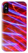 Neon Swell IPhone Case