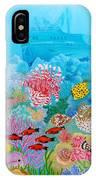 Neptune Kingdom IPhone Case