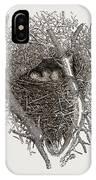 Nest Of Magpie IPhone Case