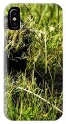 Nesting Material IPhone Case