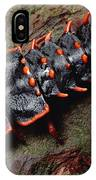 Net-winged Beetle  Borneo IPhone Case
