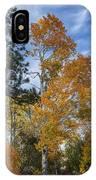 Nevada Fall Colors IPhone Case