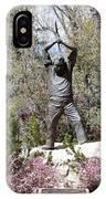 Nevada Miners Adolph Sutro 4 IPhone Case