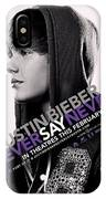 Never Say Never 2 IPhone Case