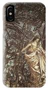 Never So Weary Never So Woeful Illustration To A Midsummer Night S Dream IPhone Case
