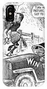 New Deal: Cartoon, 1943 IPhone Case