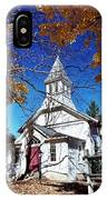 New England In New Jersey IPhone Case