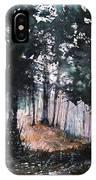 New England Landscape No.214 IPhone Case