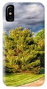 New England Spring 52 IPhone Case