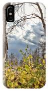 New Generation - Casper Mountain - Casper Wyoming IPhone Case