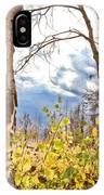New Generation - Mixed Media - Casper Mountain - Casper Wyoming IPhone Case