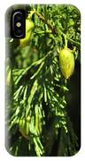 New Growth 25848 IPhone Case