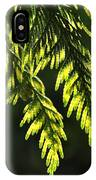 New Growth 25859 IPhone Case