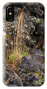 New Growth In A Desolate Area IPhone Case