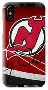 New Jersey Devils Christmas IPhone Case