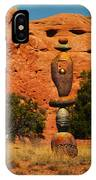 New Mexico Art IPhone Case