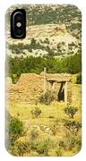 New Mexico Ruins IPhone Case