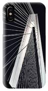 New Mississippi River Bridge IPhone Case by Matthew Chapman