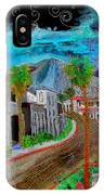 New Old Town La Quinta IPhone Case