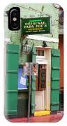 New Orleans - Bourbon Street 4 IPhone Case