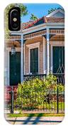 New Orleans Charm IPhone Case