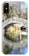 New Orleans City Park IPhone Case