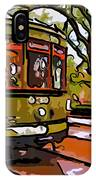 New Orleans Classique Line Art IPhone Case